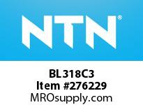 NTN BL318C3 MEDIUM SIZE BALL BRG(STANDARD)