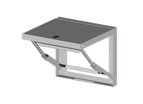SCE-FS1818 Shelf Folding