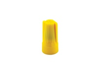 NSI WWC-N1-P WINGED YELLOW EASY TWIST (N-TYPE) 22-10 AWG - PAIL OF 450