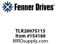 FENNER TLK20075115 TLK200 - 75 MM