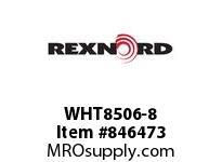 REXNORD WHT8506-8 WHT8506-8 WHT8506 8 INCH WIDE MATTOP CHAIN WI