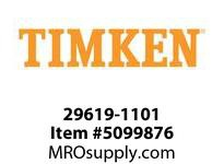 TIMKEN 29619-1101 Bearing Isolators