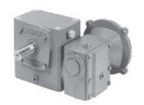 FWA738-400-B5-G CENTER DISTANCE: 3.8 INCH RATIO: 400 INPUT FLANGE: 56COUTPUT SHAFT: LEFT SIDE