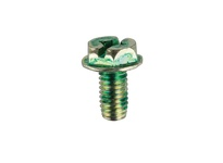 NSI GSC COMBO SLOTTED HEX SCREW