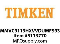 TIMKEN 2MMVC9113HXVVDUMFS934 Ball High Speed Super Precision