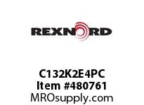 REXNORD 6063370 C132K2E4PC C132 K2 EV 4TH COTTER