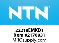 NTN 22218EMKD1 SPHERICAL ROLLER BEARING