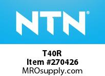 NTN T40R CAST HOUSINGS