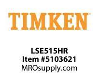 TIMKEN LSE515HR Split CRB Housed Unit Component