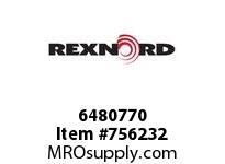 REXNORD 6480770 42-GB4210-02 IDL*20 A/S STL EQ F/S B+