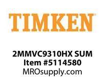 TIMKEN 2MMVC9310HX SUM Ball High Speed Super Precision
