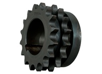 D50P17H Double Roller Chain Sprocket bushed for MST (P1)