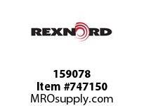 REXNORD 159078 6877 SHIM AX SR63 500