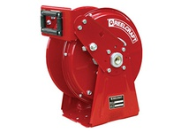 ReelCraft DP5800 OLP SERIES DP5000-COMPACT DUAL PEDESTAL 1/2 X 35ft 500psi AIR / WATER WITHO