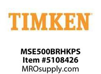 TIMKEN MSE500BRHKPS Split CRB Housed Unit Assembly