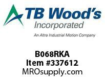 TBWOODS B068RKA REPAIR KIT 6 BOLT SINGLE CL A