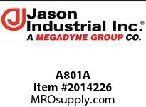 Jason A801A 8 A AL ADAPTER X F NPT