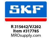 SKF-Bearing R 315642/VJ202
