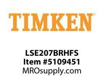 TIMKEN LSE207BRHFS Split CRB Housed Unit Assembly