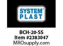 System Plast BCH-20-SS BCH-20-SS SP CUSTOMIZED PRODUCTS