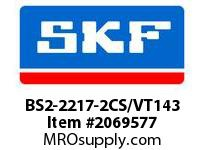 SKF-Bearing BS2-2217-2CS/VT143