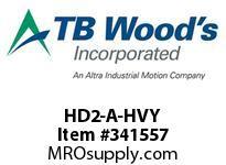 TBWOODS HD2-A-HVY ASSEMBLY KIT