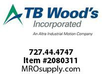 TBWOODS 727.44.4747 MULTI-BEAM 44 3/4 --3/4