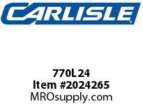Carlisle 770L24 Vee Rib L Carlisle