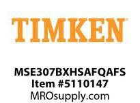 TIMKEN MSE307BXHSAFQAFS Split CRB Housed Unit Assembly
