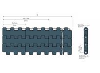 System Plast AA2501738 NGE2252FT-K3600 MPB-INCH