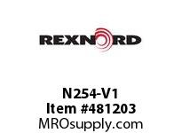 REXNORD 6167669 N254-V1 945 PINS ONLY ARE N/A