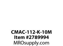 SKF CMAC-112-K-10M  Accelerometer with integral cable and magnetic base 10 Meter Length