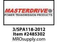 MasterDrive 3/SPA118-2012