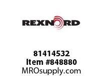 REXNORD 81414532 LF882TK4.5 F1 T3P LF882 TAB 4.5 INCH WIDE TABLETOP CH