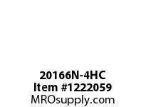 WireGuard 20166N-4HC 20x16x6 NEMA TYPE 4