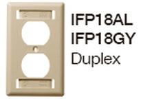 HBL-WDK IFP18AL PLATE 1-GCOV FOR DUP RECPLBL FLDAL