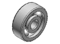 NTN R4AEE Extra Small/Small Ball Bearing