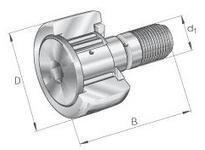 INA KR26 Stud type track roller