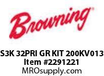 Browning S3K 32PRI GR KIT 200KV013 S3000 ASSY COMPONENTS