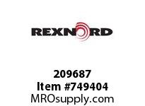 REXNORD 209687 590127 CPSC HH NIPPON