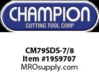 Champion CM79SDS-7/8 SDS+ SHANK ROTARY REBAR CUTTERS