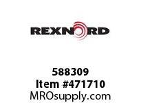 REXNORD 172382 588309 262.S71-8.HUB LG RB