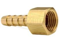 DIXON 126-0806 NPSM FEM SWIV HOSE BARB 1/2 X 3/8