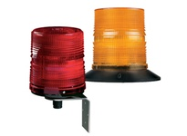 Pfannenberg 21007805010 PMF 2015 24V DC RD bracket Flashing Xenon Strobe Beacon with Double or Quad Flash Action 24 VDC