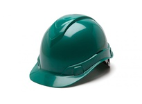 Pyramex HP44135 Green-Ridgeline Cap Style 4 Pt Ratchet Suspension