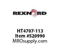 REXNORD HT4707-113 HT4707-113 143139