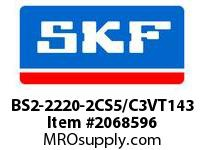 SKF-Bearing BS2-2220-2CS5/C3VT143
