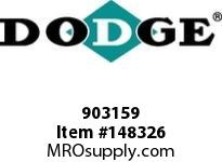 DODGE 903159 MTA3203H38T 20.0G TORQUEARM MD6