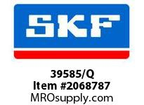SKF-Bearing 39585/Q