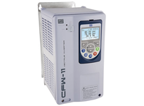 WEG CFW110004T5ON1NFZ CFW11 4.2A 3HP DB 3PH 575V N1 VFD - CFW